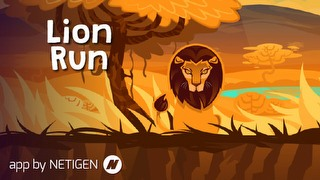 Lion Run free game