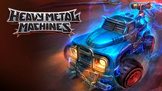 Heavy Metal Machines free game