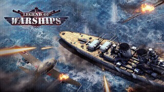 Legend of Warships free game
