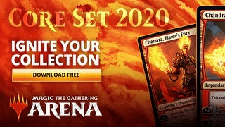 Magic: The Gathering Arena free game