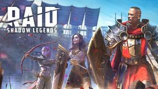 Raid: Shadow Legends free game