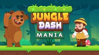 Jungle Dash Mania darmowa gra
