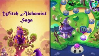 Witch Alchemist Saga darmowa gra