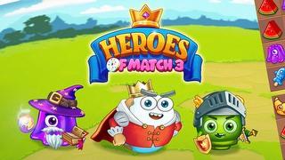 Heroes of Match 3 darmowa gra