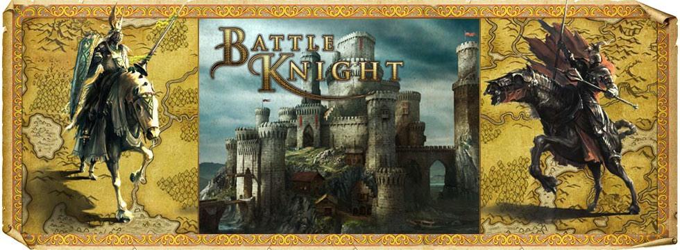 Darmowa Gra Battle Knight. Paladyn czy Mroczny Rycerz? Wybór nale¿y do Ciebie!