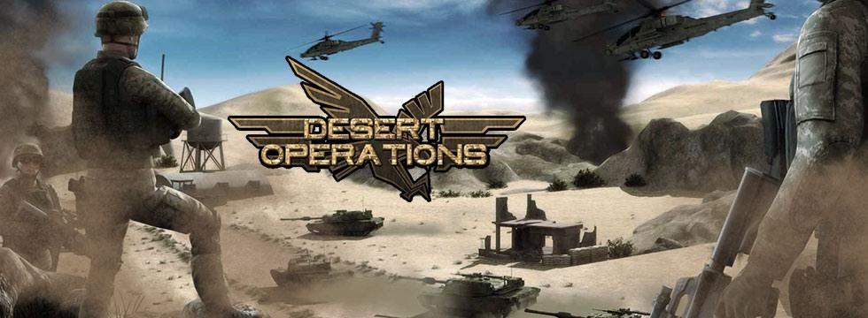 Darmowa Gra Desert Operations. Darmowa przegl¹darkowa gra strategiczna MMO