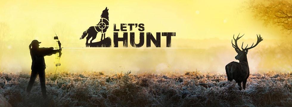 Darmowa Gra Let's Hunt. Poluj na dzik¹ zwierzynê!