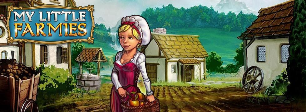 Darmowa Gra My Little Farmies. Najnowsza gra ekonomiczna, w której prowadzisz w³asn¹ farmê!
