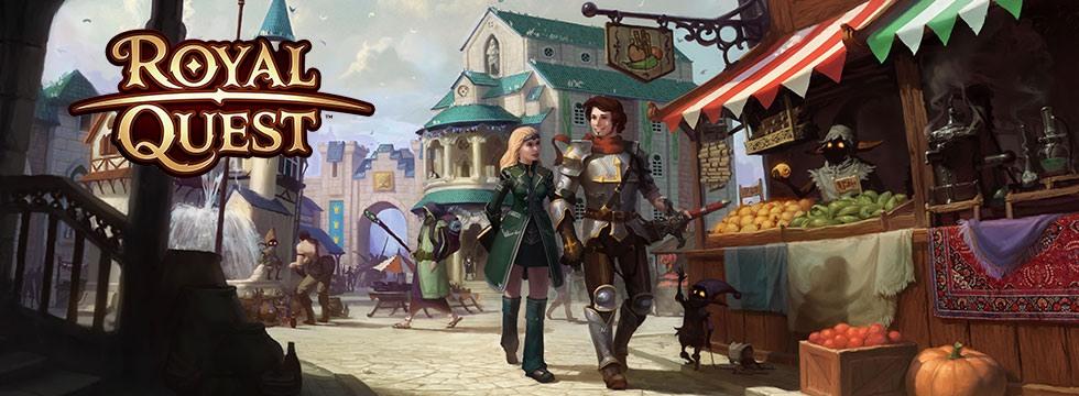 Darmowa Gra Royal Quest. MMORPG w œwiecie fantasy po polsku!