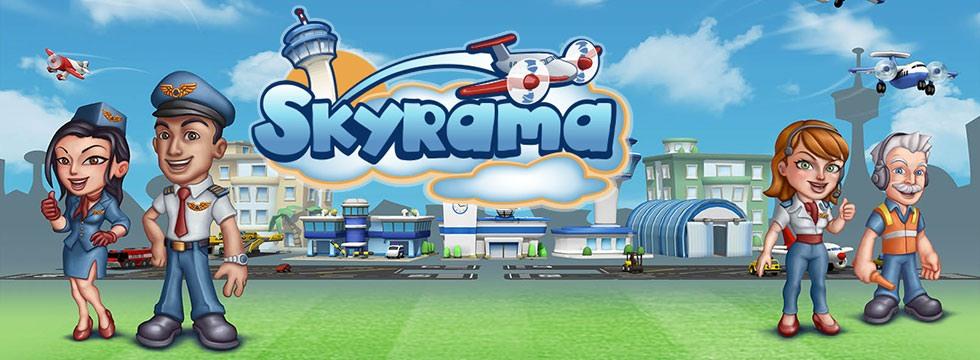 Darmowa Gra Skyrama. Lotnisko online dla wszystkich fanów Tycoonów!