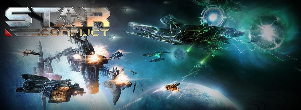 Darmowa Gra Star Conflict. Dominuj walcz¹c w przestrzeni kosmicznej!
