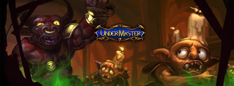 Darmowa Gra Undermaster. Wciel siê w zarz¹dcê podziemi!
