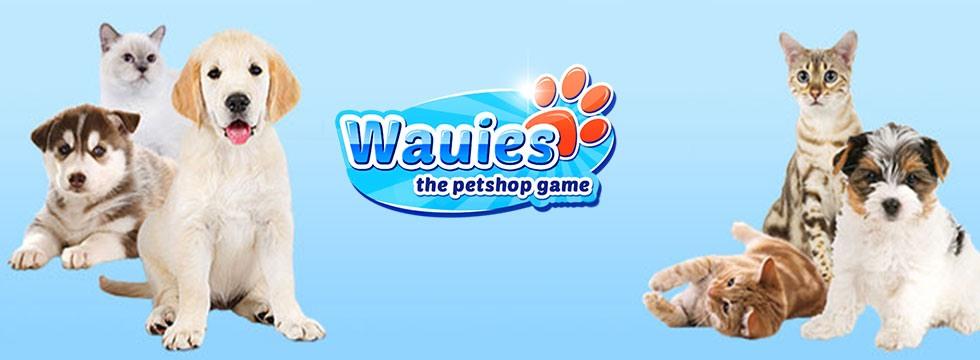 Darmowa Gra Wauies - The Pet Shop Game. Hoduj zwierzaki i zarz¹dzaj w³asnym sklepem zoologicznym!