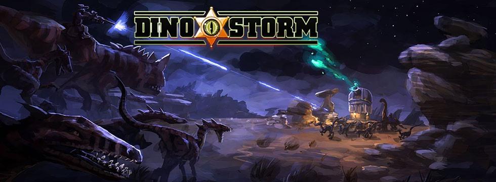 Darmowa Gra Dino Storm. Darmowa gra online - kowboje, dinozaury, lasery. SprawdŸ!