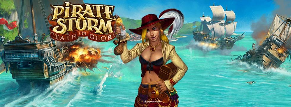 Darmowa Gra Pirate Storm. Darmowa gra o piratach bez pobierania i instalacji!