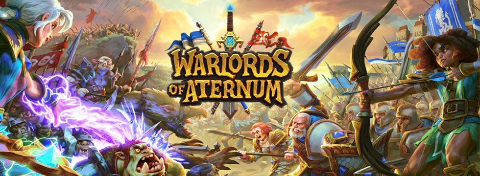 Darmowa Gra Warlords of Aternum. Mobilna strategia fantasy!