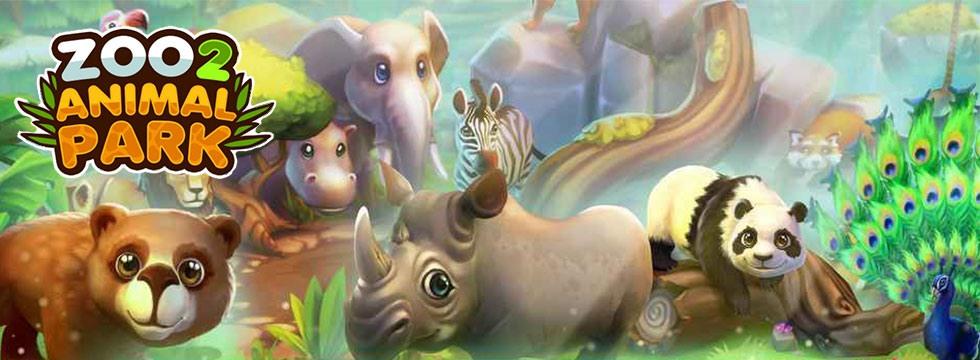 Darmowa Gra Zoo 2: Animal Park. Zbuduj swoje w³asne ZOO od podstaw