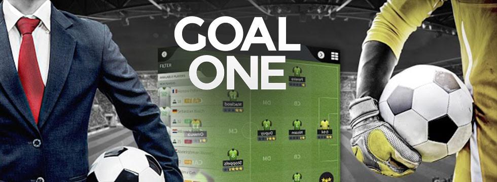 Darmowa Gra Goal One. PoprowadŸ swoj¹ dru¿ynê do zwyciêstwa!