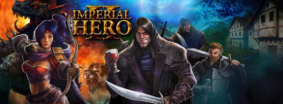 Darmowa Gra Imperial Hero. Œredniowieczna gra RPG dostêpna w przegl¹darce!