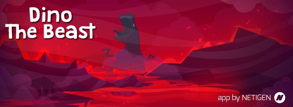 Darmowa Gra Dino the Beast. Platformowa gra akcji z dinozaurem w roli g³ównej!