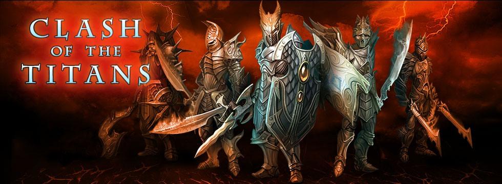 Darmowa Gra Wojna Tytanów. Klasyczne RPG dla fanów oldschoolu!