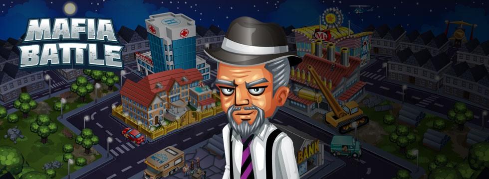 Darmowa Gra Mafia Battle. Przegl¹darkowa gra mafijna online!