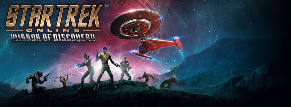 Darmowa Gra Star Trek Online. Kosmiczne MMORPG w klasycznym settingu sci-fi