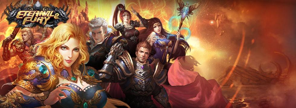 Darmowa Gra Eternal Fury 2. Stañ na czele w³asnego królestwa i zostañ legendarnym w³adc¹!
