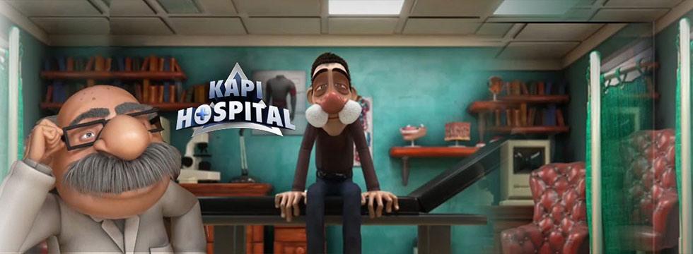 Darmowa Gra Kapi Hospital. Theme Hospital w zupe³nie nowym wydaniu!