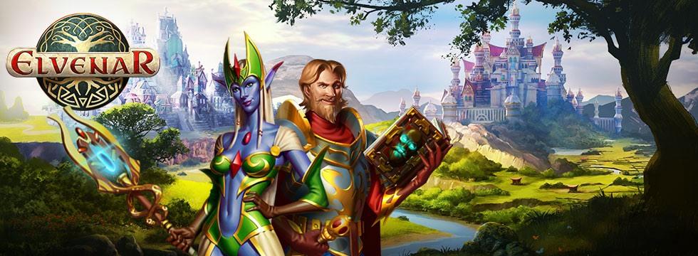 Darmowa Gra Elvenar. Buduj miasta w malowniczym œwiecie fantasy!