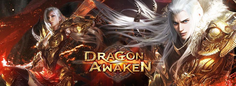 Darmowa Gra Dragon Awaken. Taktyczna gra MMORPG o smokach!