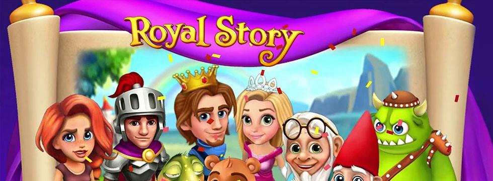 Darmowa Gra Royal Story. Baœniowa gra strategiczna online