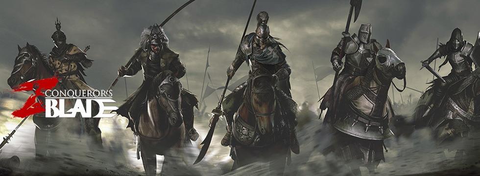 Darmowa Gra Conqueror's Blade. Œredniowieczne MMO z elementami strategii!