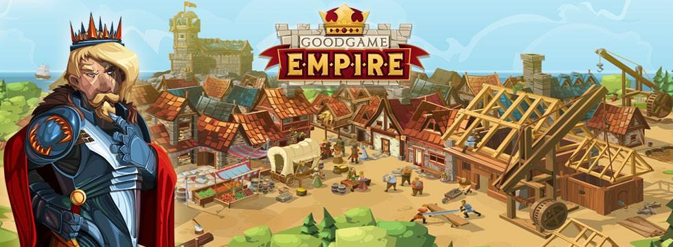 Darmowa Gra Goodgame Empire. Stañ na czele niepokonanego imperium!