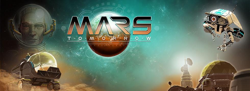 Darmowa Gra Mars Tomorrow. Kosmicznie wci¹gaj¹ca strategia science-ficiton!