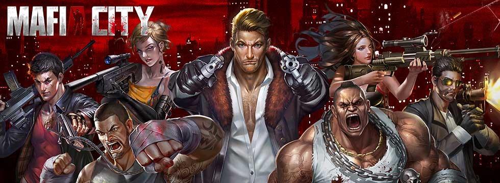 Darmowa Gra Mafia City. Mafijna gra strategiczna online