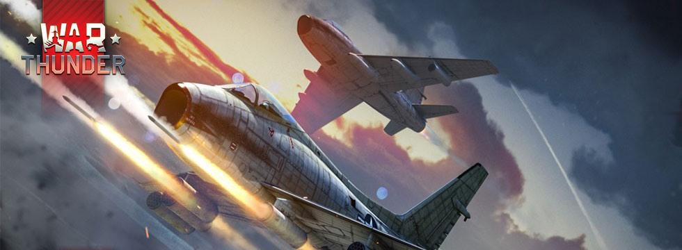 Darmowa Gra War Thunder. WeŸ udzia³ w wielkich bitwach i walcz z graczami z ca³ego œwiata!