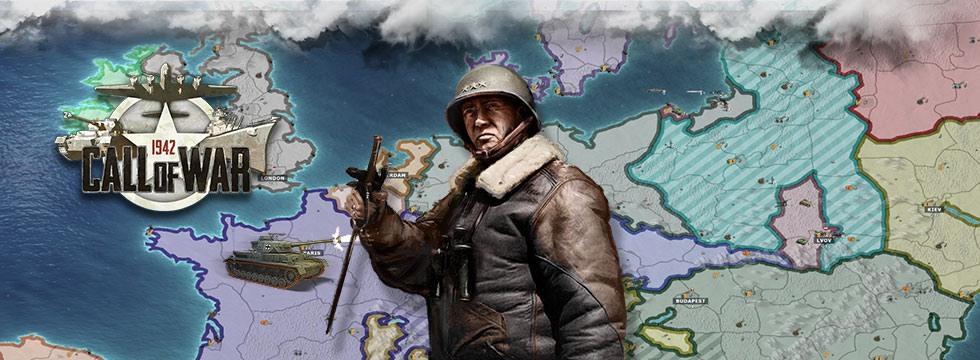Darmowa Gra Call of War. Napisz od nowa historiê II Wojny Œwiatowej!