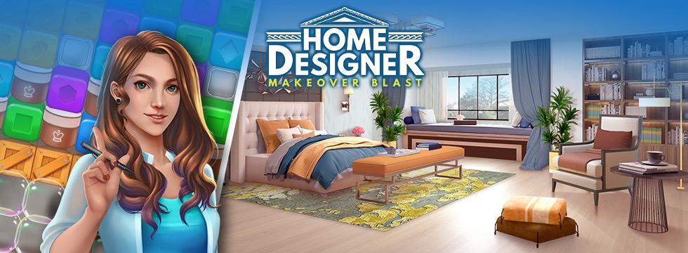 Darmowa Gra Home Designer. Zaprojektuj w³asne wnêtrza w grze mobilnej!