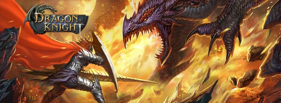 Darmowa Gra Dragon Knight. Odzyskaj chwa³ê w niesamowitym œwiecie fantasy!