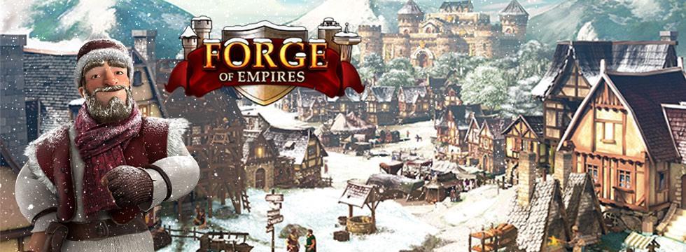 Darmowa Gra Forge of Empires. Rozwijaj swoj¹ cywilizacjê na przestrzeni wielu historycznych epok.