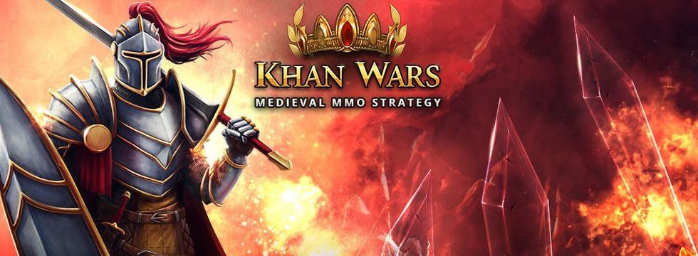 Darmowa Gra Khan Wars. Khan Wars - nagradzany pionier strategicznych gier F2P!
