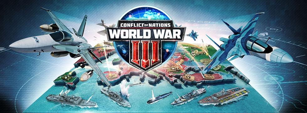 Darmowa Gra Conflict of Nations. Conflict of Nations: Wygraj III Wojnê Œwiatow¹!