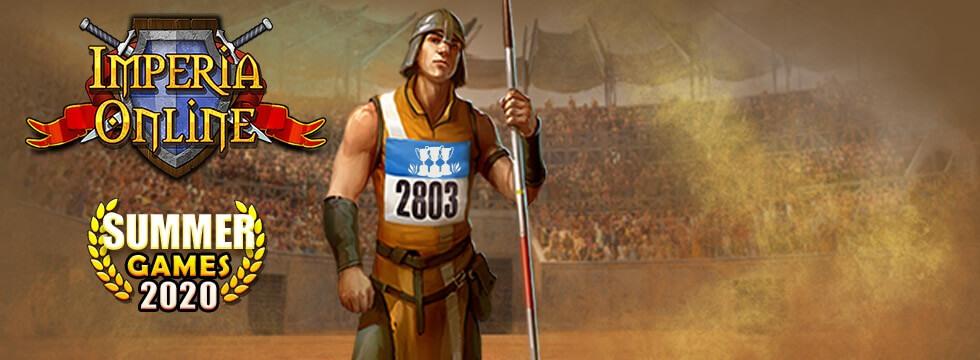 Darmowa Gra Imperia Online. Do³¹cz do eventu Summer Games!