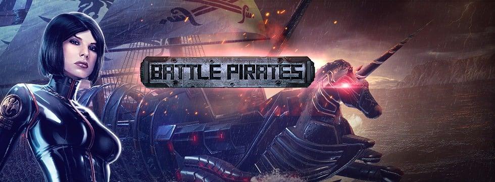 Darmowa Gra Battle Pirates. Postapokalipsa, okrêty, emocjonuj¹ce bitwy – wszystko to znajdziecie w Battle Pirates!