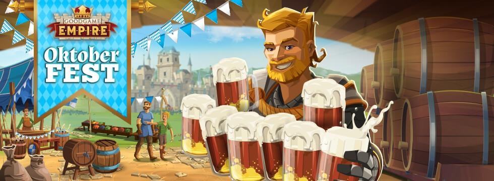 Darmowa Gra Goodgame Empire. Wci¹gaj¹ca strategia przegl¹darkowa w stylu The Settlers i Knights & Merchants