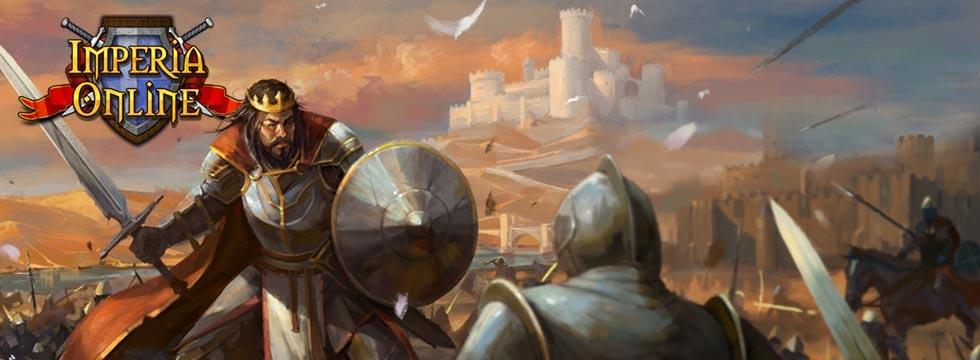 Darmowa Gra Imperia Online. Stwórz swoje Imperium!