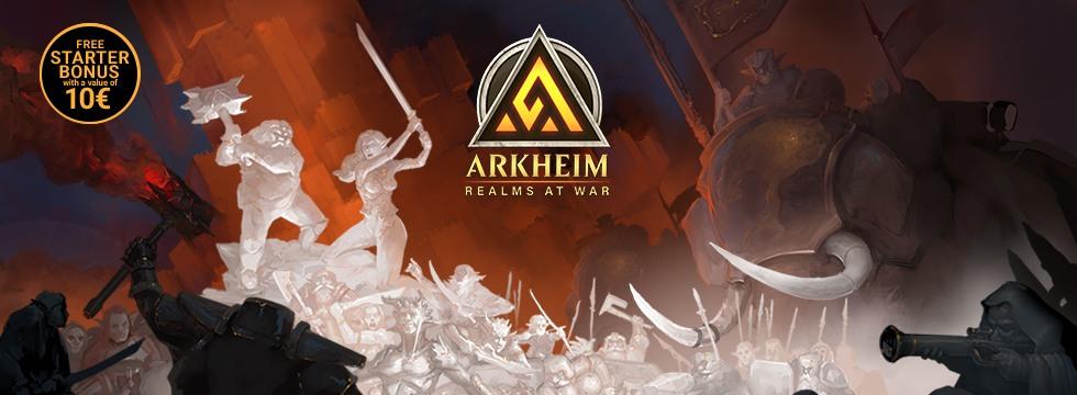 Darmowa Gra Arkheim. Nowa gra od twórców Travian:Legends!