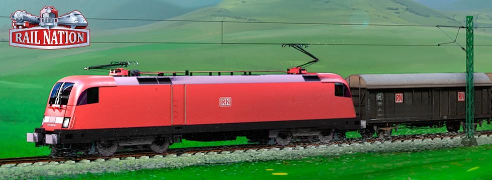 Darmowa Gra Rail Nation. Stwórz w³asny kolejowy biznes!