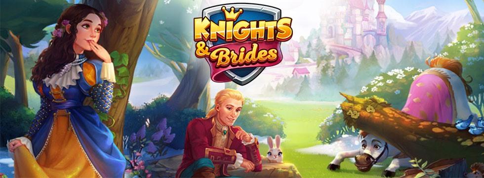 Darmowa Gra Knights and Brides. Czy czytaj¹c opowieœci o dzielnych rycerzach i ich damach serca marzyliœcie, by sami staæ siê ich bohaterami?